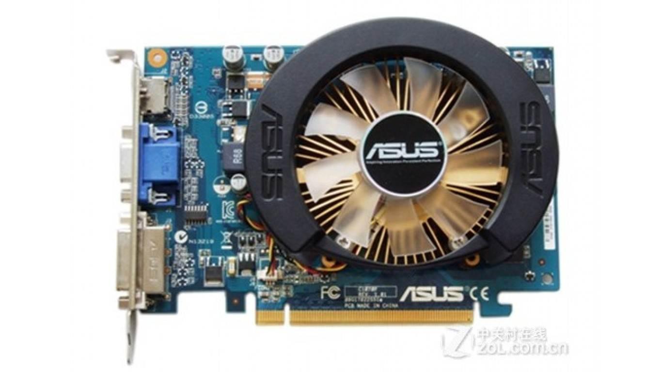 VGA ASUS GT440 1GB đã qua sử dụng