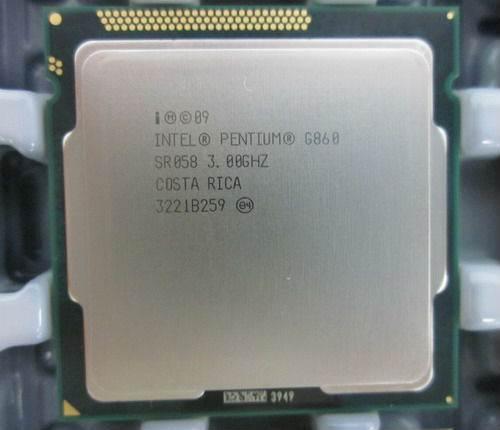 CPU G860 (3.0GHz)