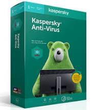 Kaspersky Antivirus 1PC 2021