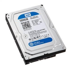 HDD 500GB WD đã qua sử dụng