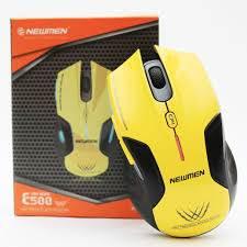 Mouse NEWMEN chuyên game - Siêu bền, đẹp