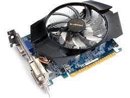 VGA GIGABYTE 650OC 1GB