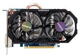 VGA GTX750TI 2GB D5 GIGABYTE