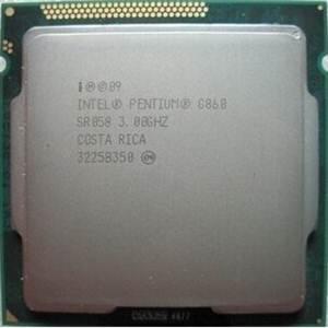 CPU G860 (3.0GHz) đã qua sử dụng