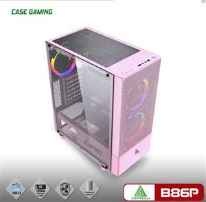 CASE VSP GAMING mặt lưới