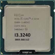 CPU I3 3240 (3.4GHz) đã qua sử dụng