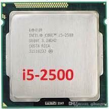 CPU Core I5 2500 (3.3Ghz) đã qua sử dụng