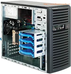 Máy chủ SERVER Bootrom SuperMicr SMTN25X9 đã qua sử dụng