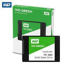 SSD 120GB WD CHÍNH HÃNG